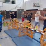 KSC Kindersport in der Turnhalle