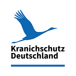 Logo Kranichschutz Deutschland